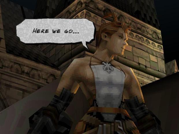 1001 Videojuegos que debes jugar: Vagrant Story 1
