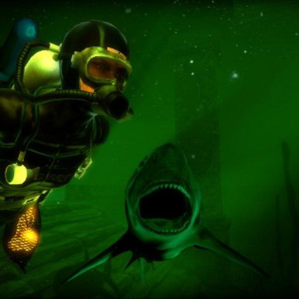 Gdc2011 Depth Tiburones Vs Buzos Nivel Oculto