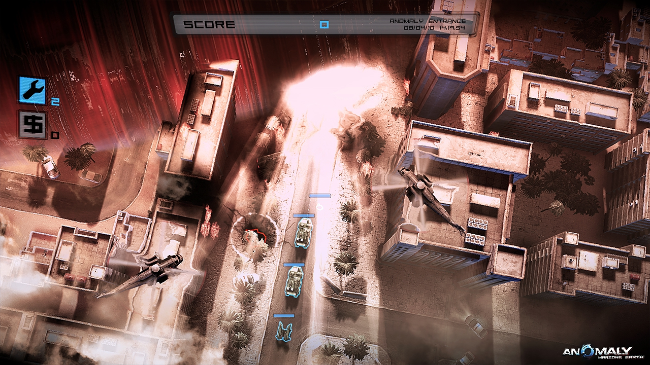 Análisis: Anomaly: Warzone Earth 5