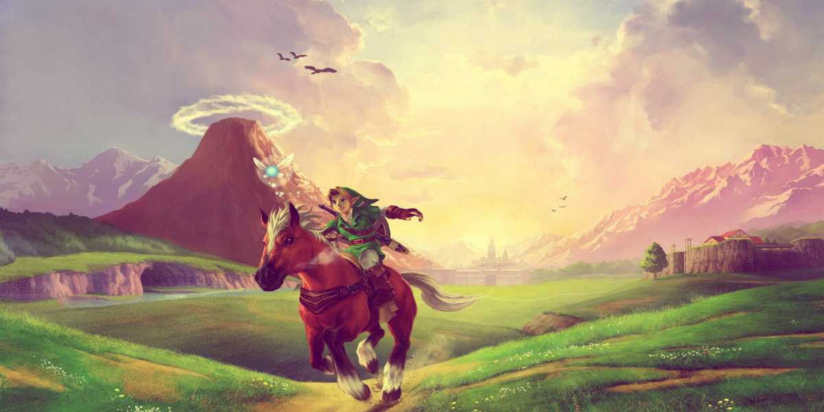Análisis: The Legend of Zelda: Ocarina of Time 3DS