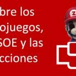 Sobre los videojuegos, el PSOE y las adicciones.