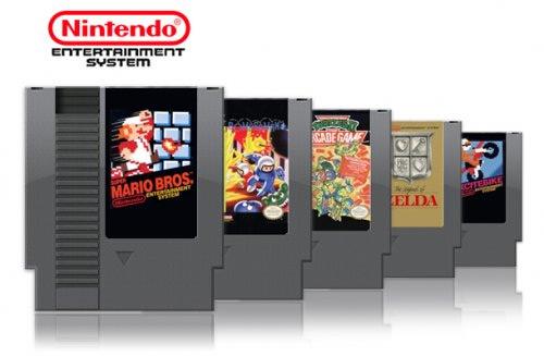 Emula NES en Chrome con 8-bit hits 1