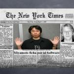 Miyamoto podría haber fichado por id Software