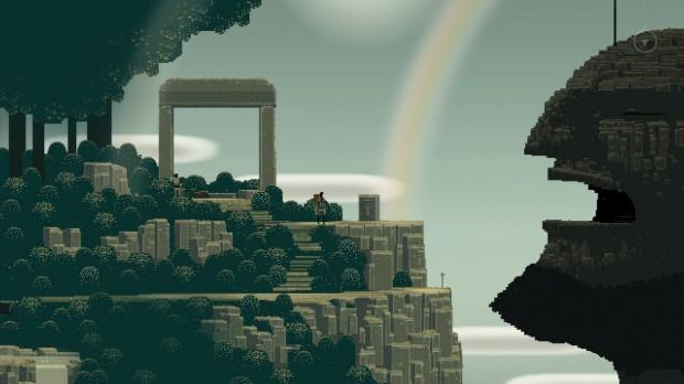 Sword & Sworcery llega a PC y Mac con un suculento regalito 4