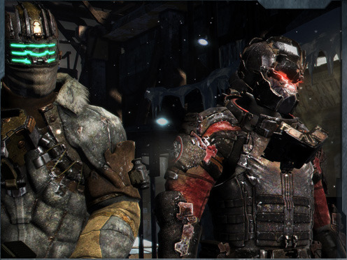 Primeras imágenes de Dead Space 3 7