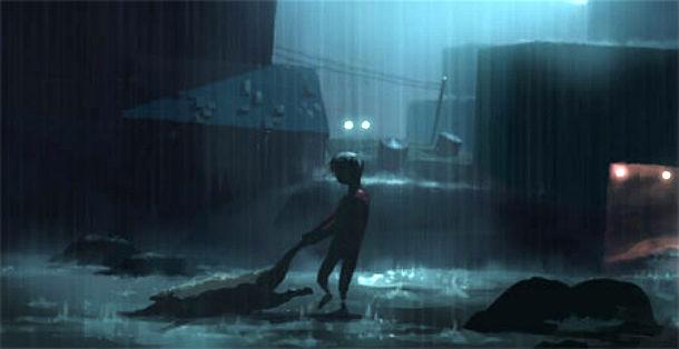 'Project 2' es el nombre provisional para lo nuevo de Playdead ('Limbo') 2