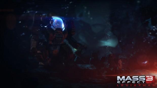 Anunciado Mass Effect 3: Leviathan 12