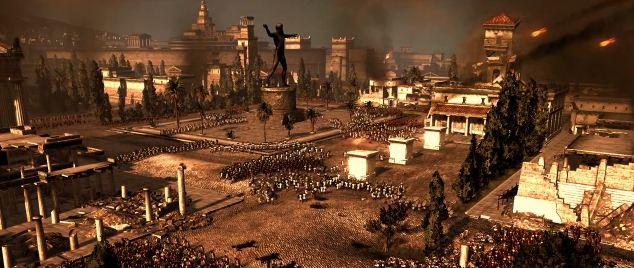 Primer tráiler de Total War: Rome II 6