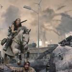 Awesomizante anuncio de Black Ops II. Así si.
