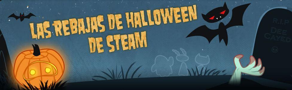 Ofertacas de Halloween en Steam 1