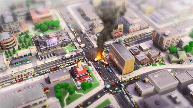 Hasta los desastres son bonitos en SimCity 7