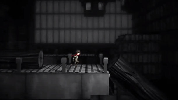 Monochroma releva a Limbo 3