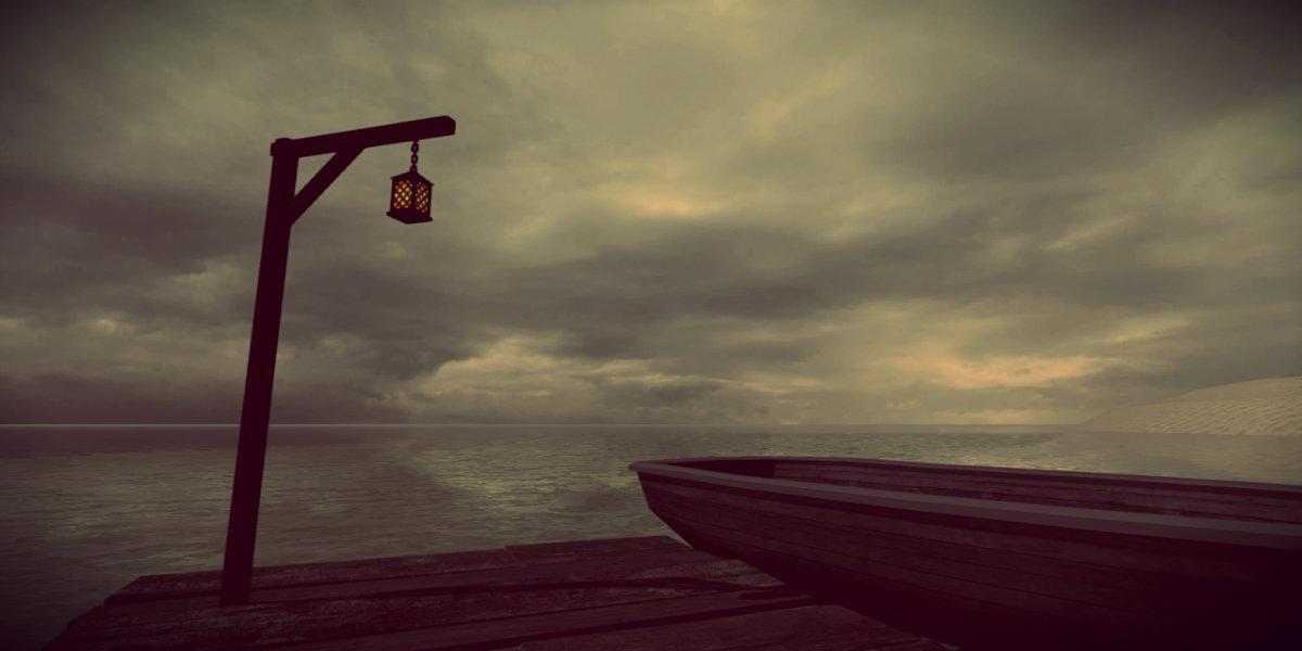 Memories of a Fisherman: Terror en la isla