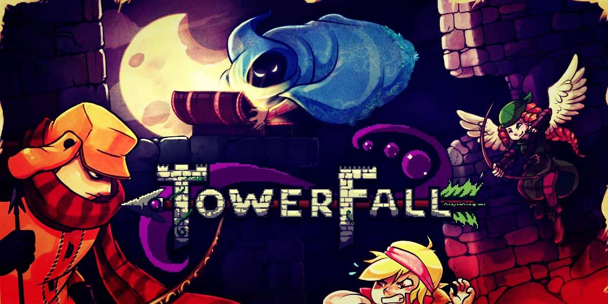 Towerfall para PC, si, el de OUYA 10