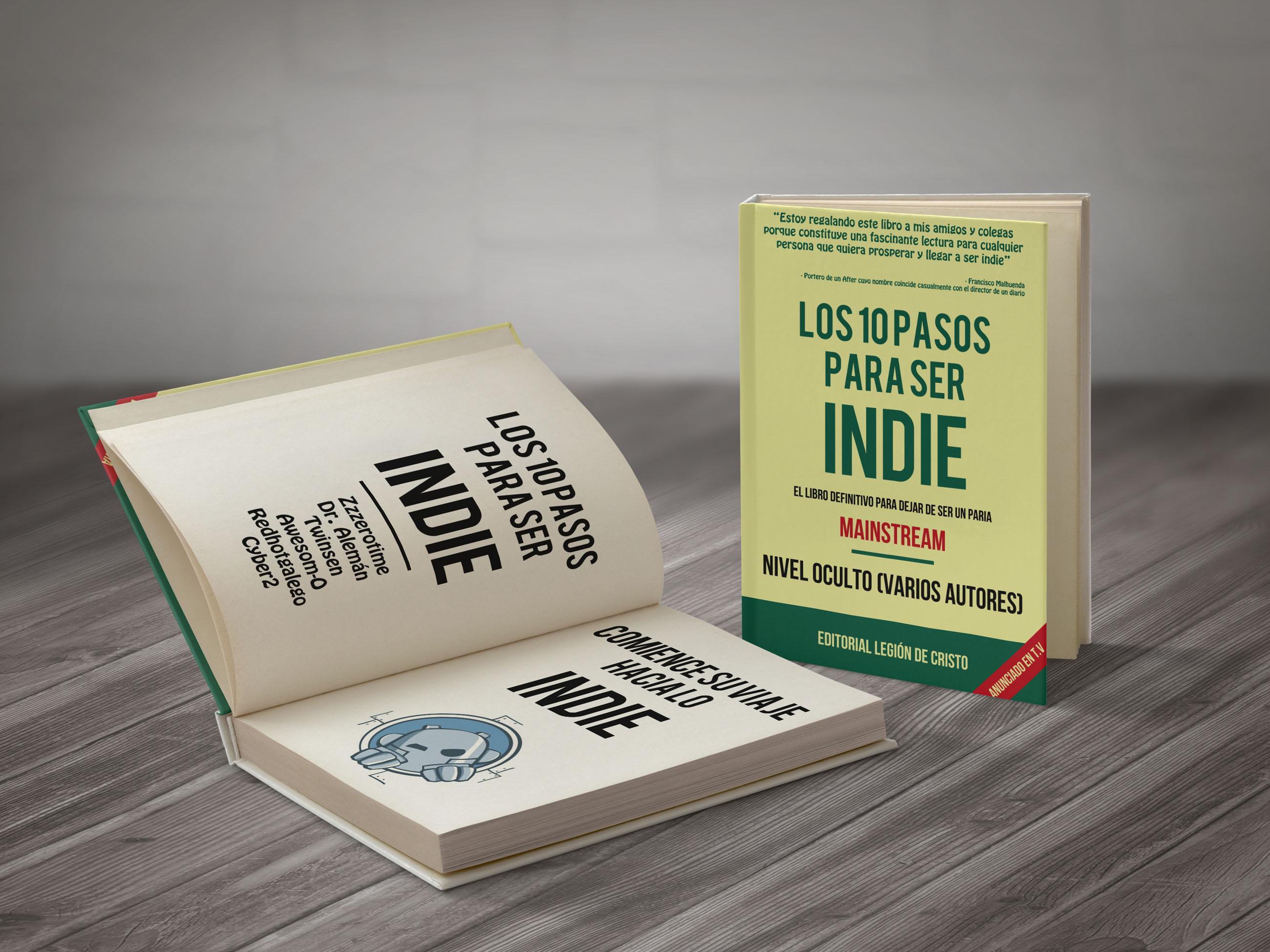 Como Ser Indie Classy presentamos nuestro primer libro: los 10 pasos para ser indie