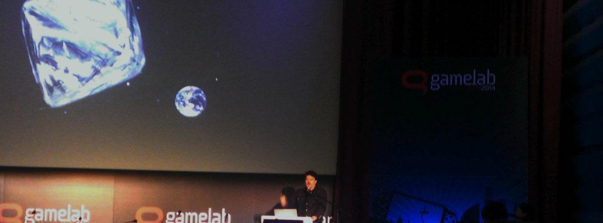Gamelab - Tim Schafer