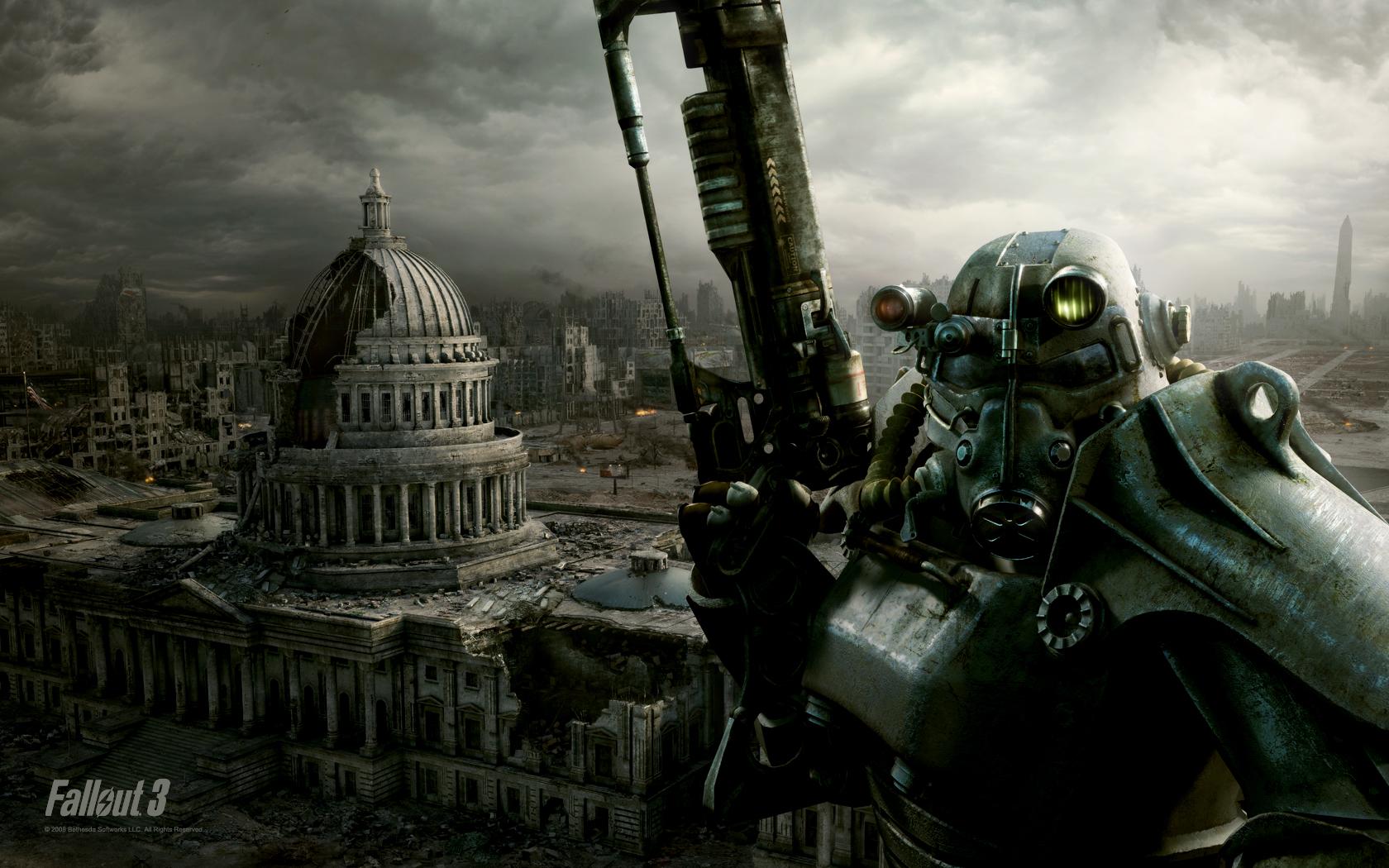 Resultado de imagen de Fallout 3
