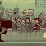 Resist and Refuse: Game & Watch Protesta