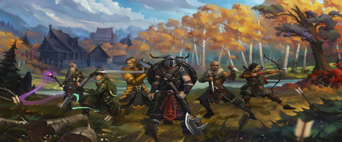 Kyn: Vikingos y Mazmorras 2