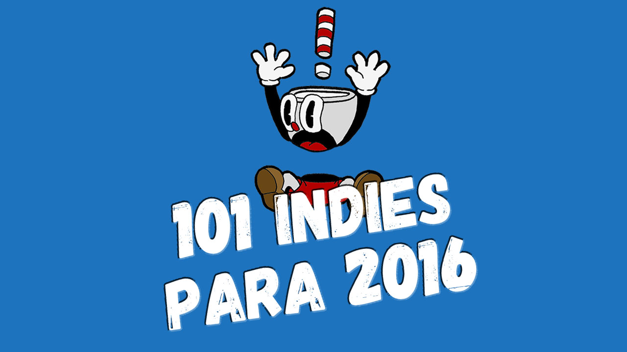 101 Indies Para 2016