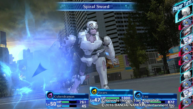 Análisis: Digimon Story Cyber Sleuth
