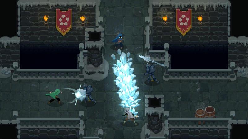 Wizard of Legend-juegos Indie-niveloculto.com
