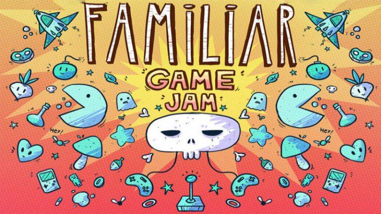 Familiar Game Jam 8