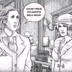Jennifer Wilde: El fantasma de Oscar