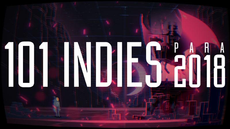 101 Indies para 2018