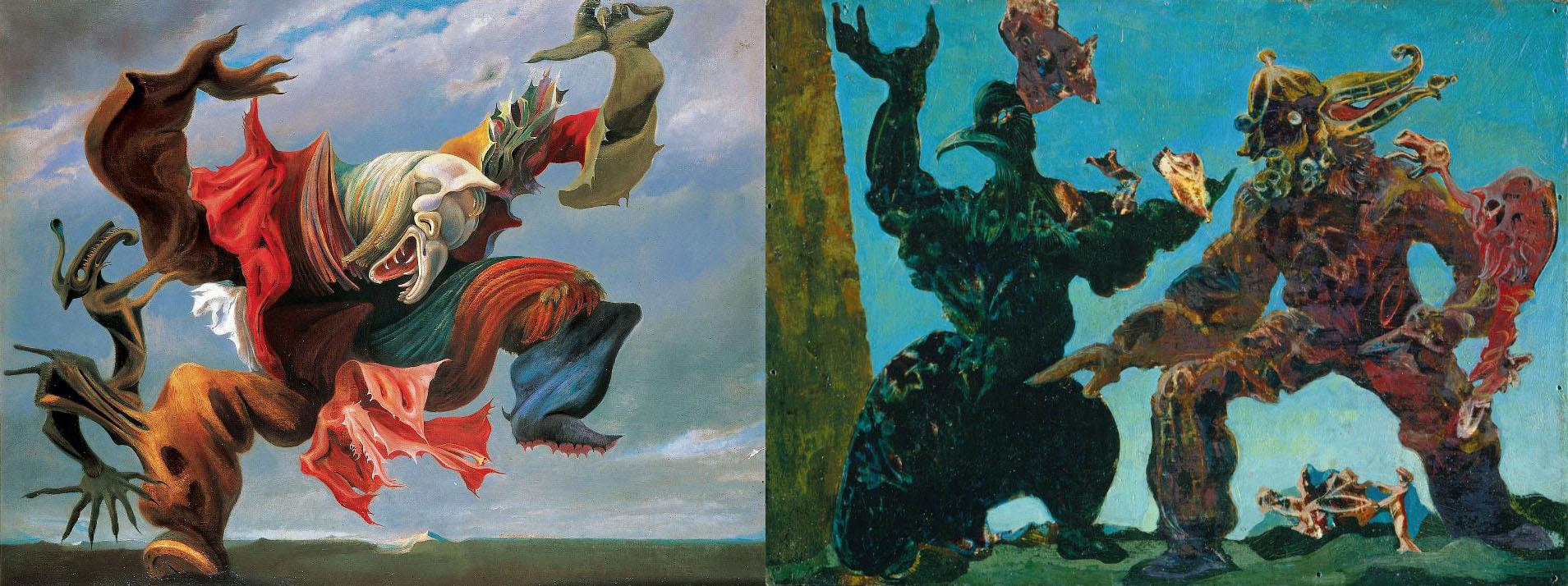Bárbaros y El Triunfo del Surrealismo