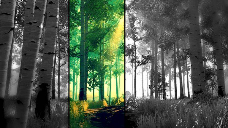 La naturaleza en los videojuegos