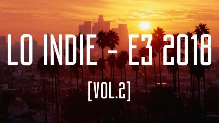 lo indie e3 vol2