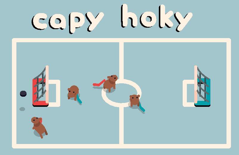 Sokpop Capy Hoky
