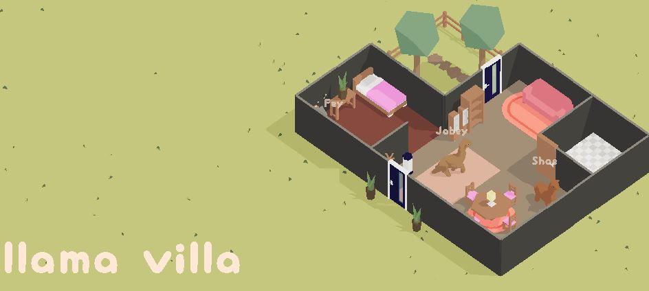 Sokpop Llama Villa