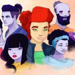 Neon Death Pact: Suicidio robótico