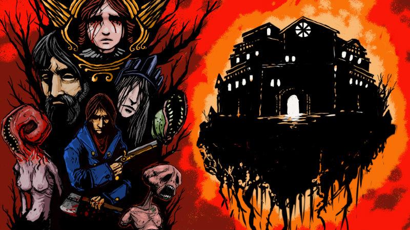 Lamentum llega a Kickstarter 8