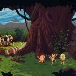 Theropods: Dinosaurios y sci-fi bajo un manto pixelado