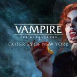 Análisis: Coteries of New York