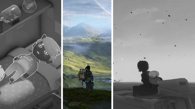 Tres soledades de videojuego