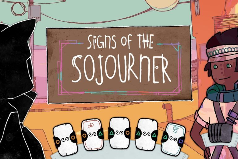 Signs of the Sojourner 2