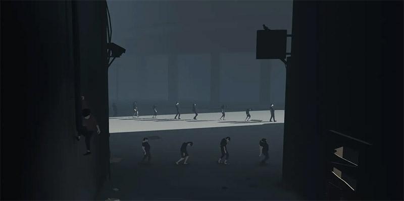 INSIDE (&) THE WALL: Cultura y deshumanización 3