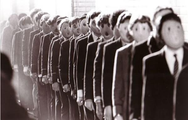 INSIDE (&) THE WALL: Cultura y deshumanización 4