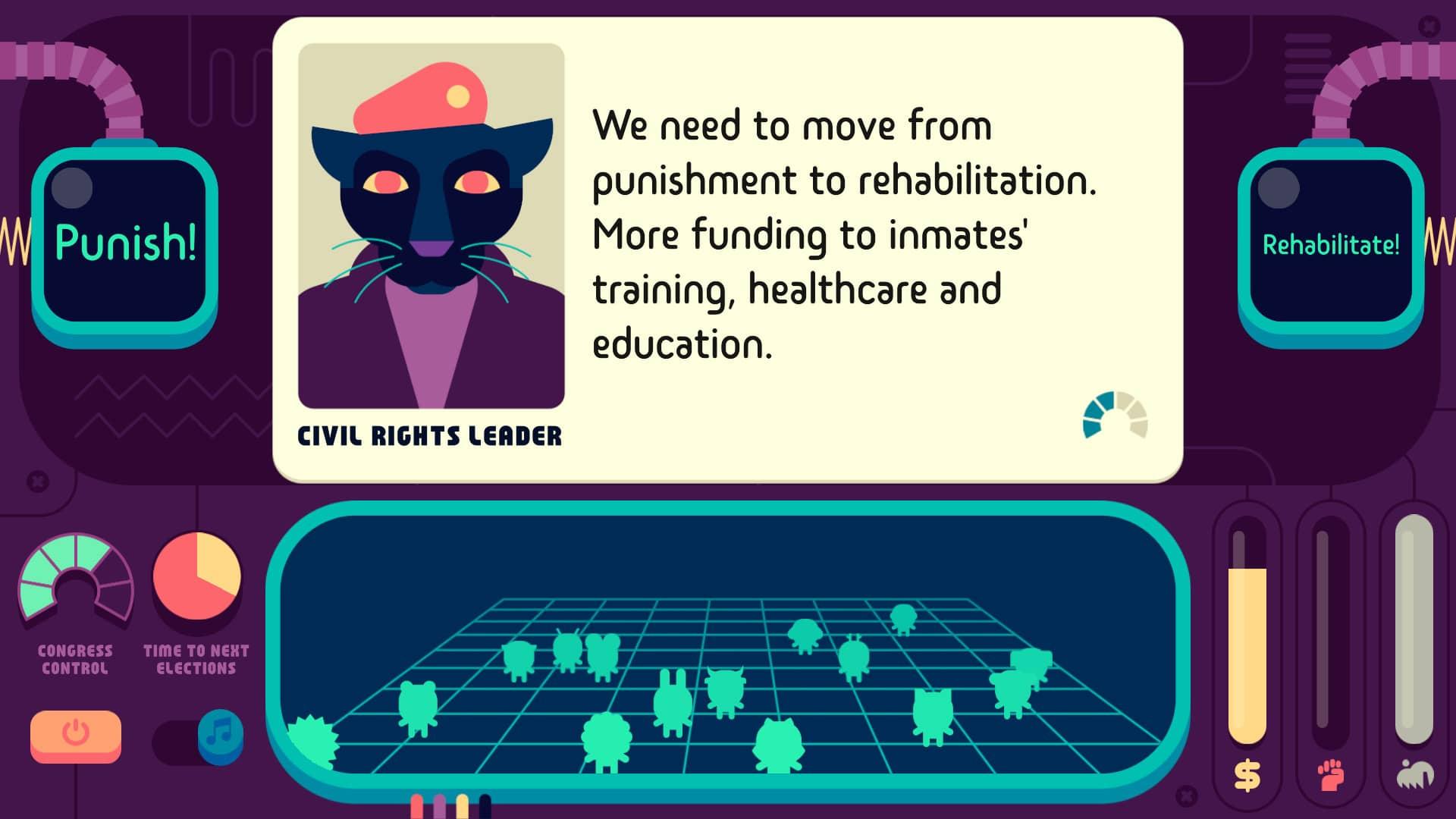 Democratic Socialism Simulator... 4