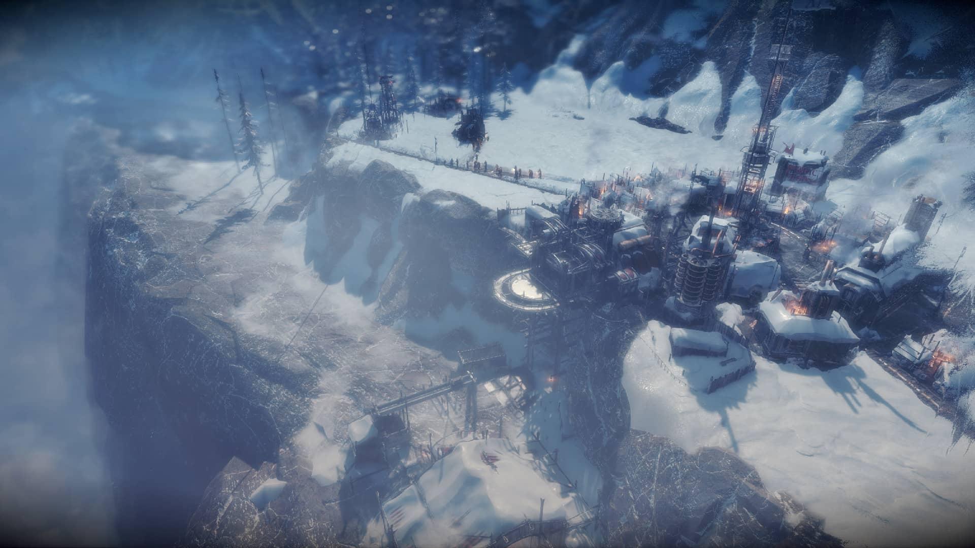 Frostpunk Al limite