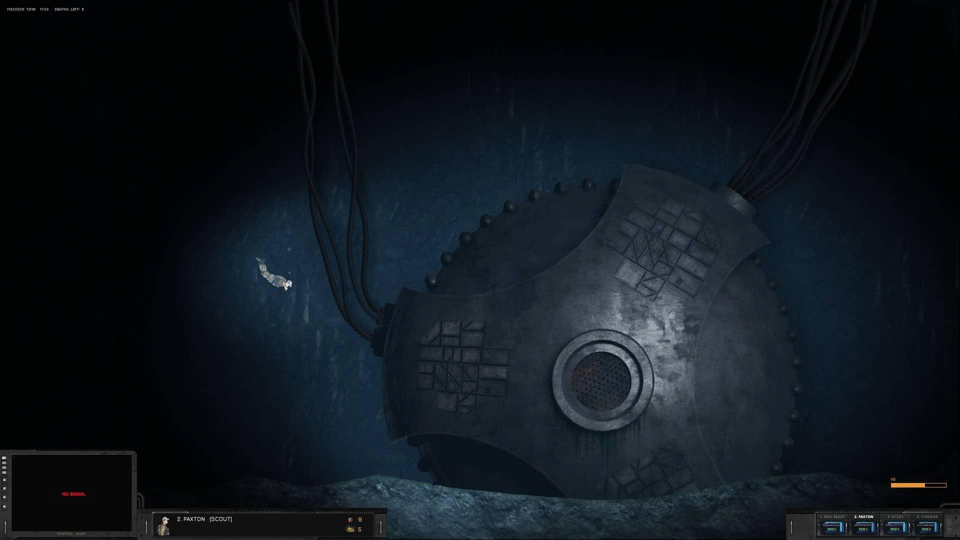 Hidden Deep - Nivel Oculto