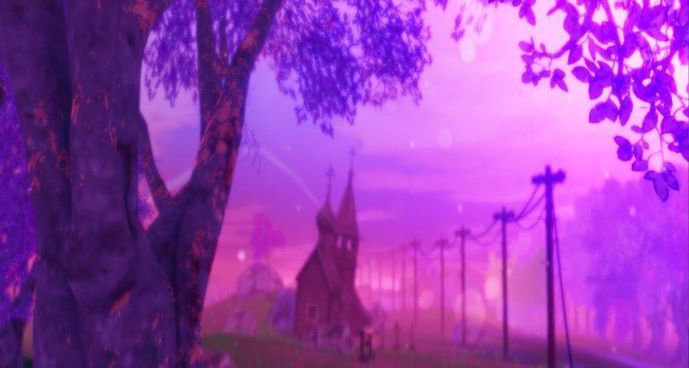 The Cherry Orchard: Chéjov y vaporwave 1