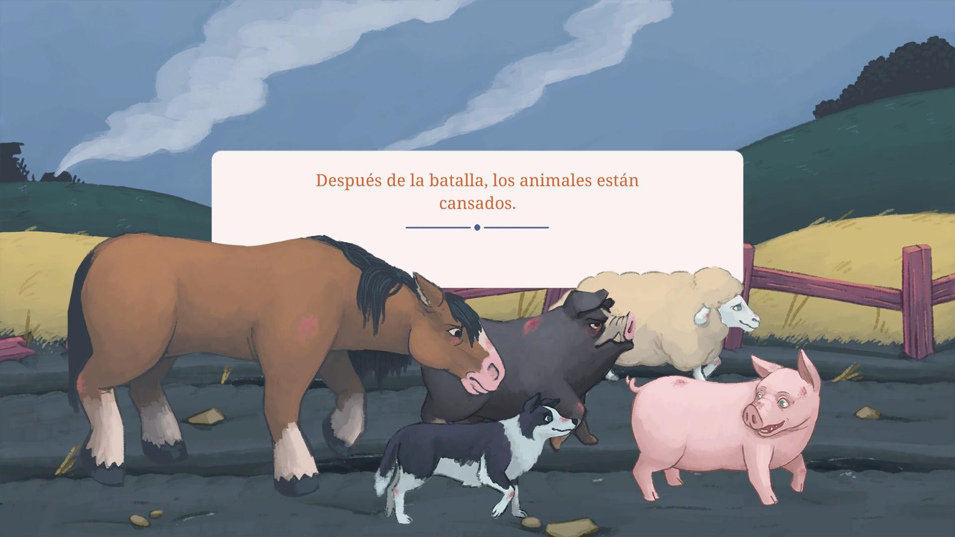 Análisis: Orwell's Animal Farm 5