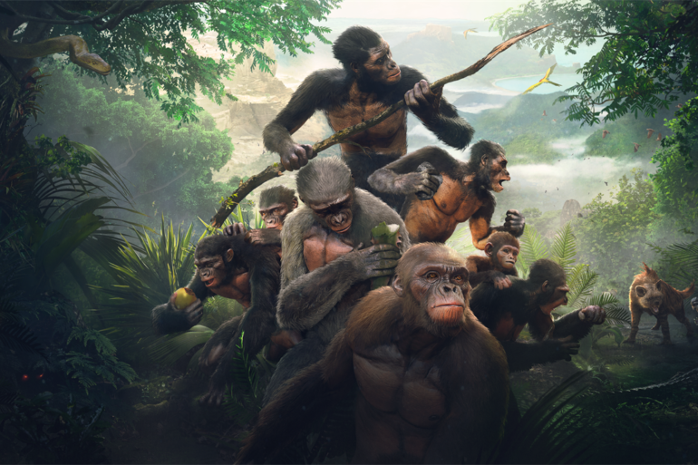 Ancestors - The Humankind Odyssey: la historia más grande 8
