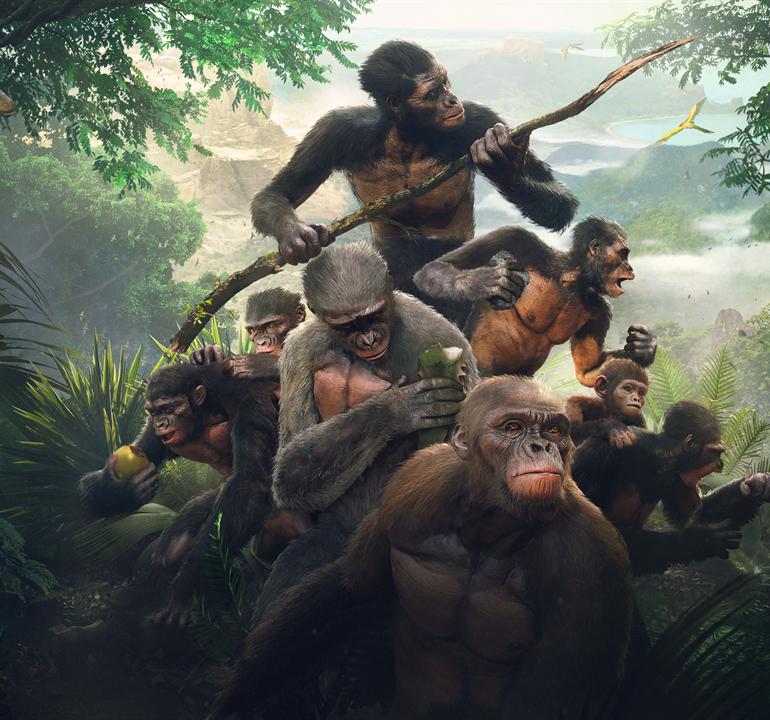 Ancestors - The Humankind Odyssey: la historia más grande 1
