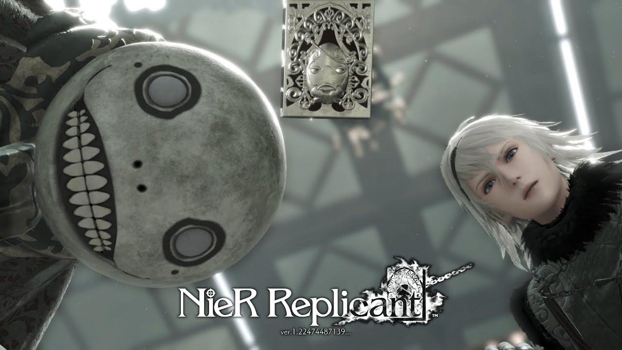 (Des)Memoria: la eterna reescritura de NieR Replicant 6